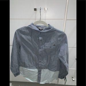 Jean Hoodie Shirt